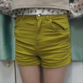HM高腰短褲🔥