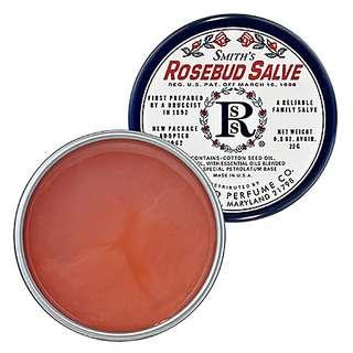 SMITH'S Rosebud Salve 玫瑰花蕾膏22g(0.8oz)