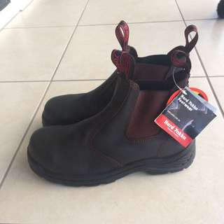 Hard Yakka Steel Cap Work Boots
