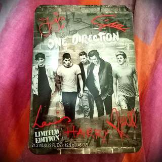 REPRICED! One Direction Makeup Kit (Limited Edition)