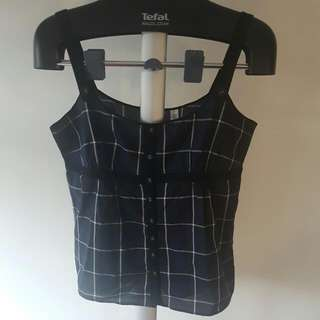 Country Road Singlet 100% Cotton