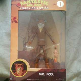 Legacy Collection Wes Anderson Fantastic Mr Fox Figurine