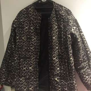 ZARA REVERSIBLE JACKET
