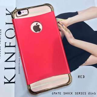 Shock Series 2in1 TPU Case For iPhone 7 / 7 Plus