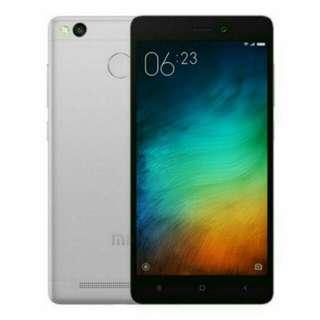 [USED] XIAOMI REDMI 3S 32GB/3GB (Dark Grey)