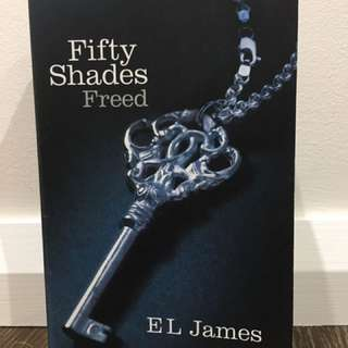 Fidfy Shades Freed By E L James
