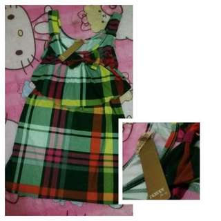 PREPPY Sleeveless dress.