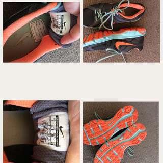 Nike WOMENS 7 US DOWNSHIFTER 5 (RRP 100$)