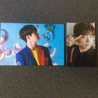GOT7 Youngjae Just Right Photocards