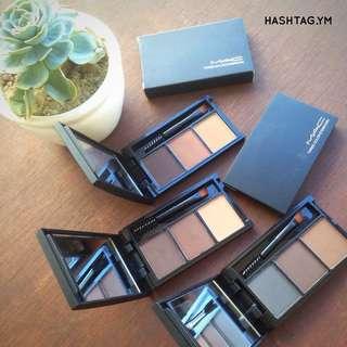 MAC 3 Color eyebrow Powder