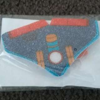Little Foam Toy Aeroplane