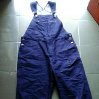 Jumpsuit Celana Kodok Baju Monyet Overall BESAR