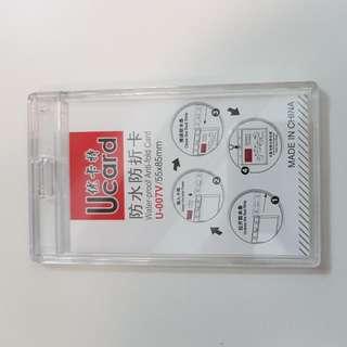 Card - Water Proof Anti fold Card