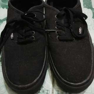 Vans (black)