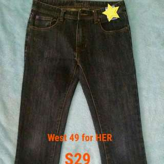 West 49 Jeans