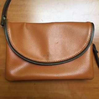 Sling Bag Orange