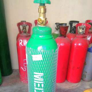 Medical Oxygen Tank And Content For Sale Delivery