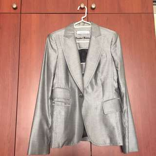 Limited Edition Grey Zara Blazer