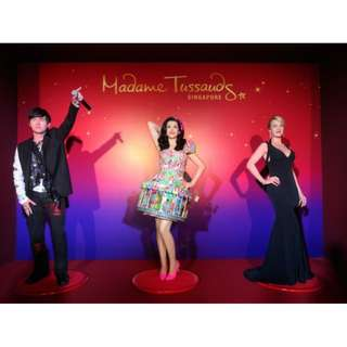 [e-Voucher] Madame Tussauds