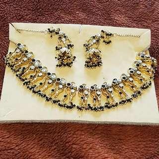 Indian Jewellery - Black