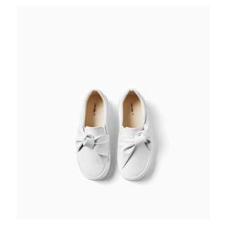 ZARA Knotted Sneakers