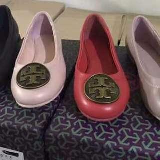 Tory Burch Metal Shoes