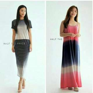 Ombre Dress (Blue Only)