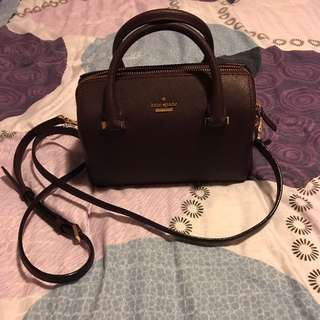 Small Kate Spade Cross Body Bag.