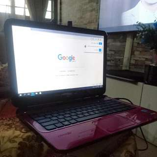 HP Laptop (Intel Core I5)