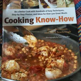 Hard Cover Cooking Know How
