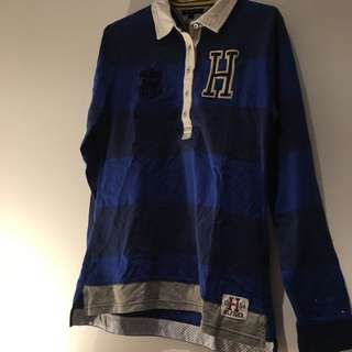 Tommy Hilfiger Sport size large could fit a medium polo rugby