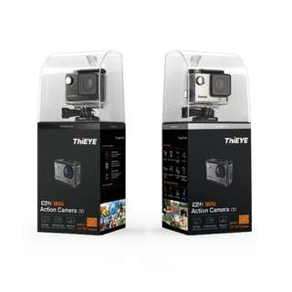 THiEYE〉i30 多功能運動攝錄影機 灰色