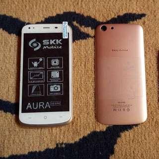 SKK Mobile Aura Desire + Smart LTE Prepaid Sim
