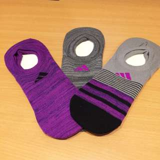 Adidas 踝襪 短襪