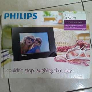 Phillip Digital Photo Frame