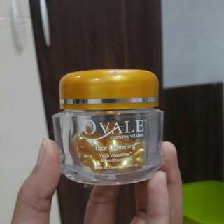 OVALE ESSENTIAL VITAMIN FACE LIGHTENING (SERUM PEMUTIH WAJAH AMAN)