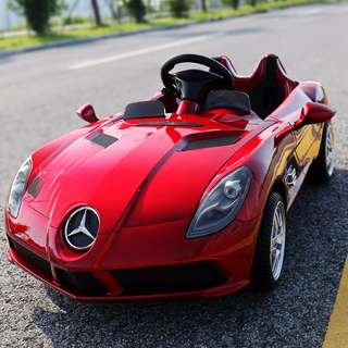 12V Electric Children car Mercedes Benz SLS RED