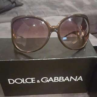 Authentic D&gG Womens Sunglasses