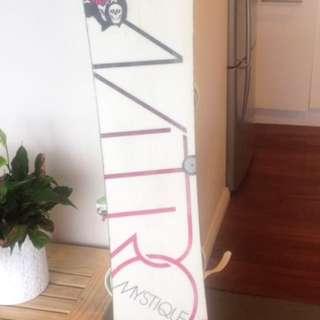 Nitro Mystique Snowboard 149cm