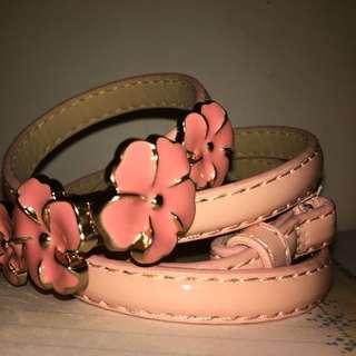 Pink Waist Belt