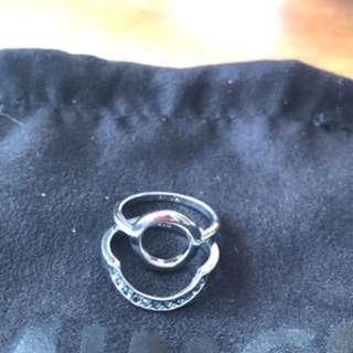 Mimco Rings Set