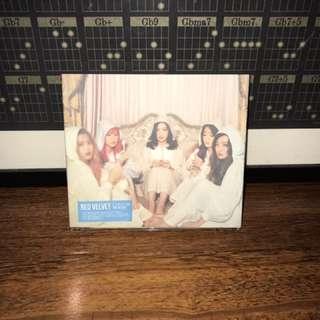 Red Velvet 'The Velvet' Album