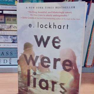 We Were Liars By e.lockheart