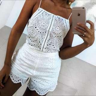 Sabo Skirt Lace Set