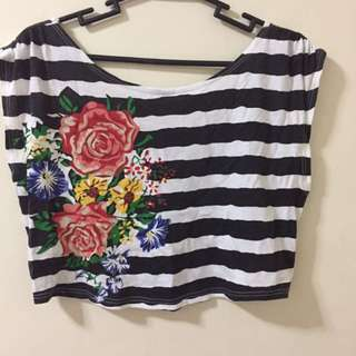 REPRICED! TOPSHOP   Cropped Top
