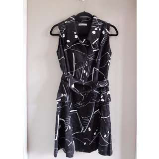 'Odds&Dots' Vintage dress
