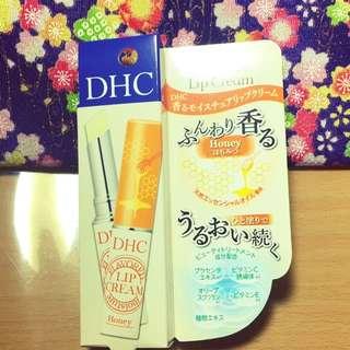 DHC 日本限定蜂蜜護唇膏