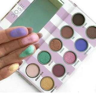 eyescream eyeshadow palette