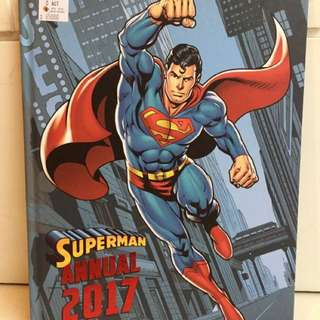 Superman Annual 2017 Book