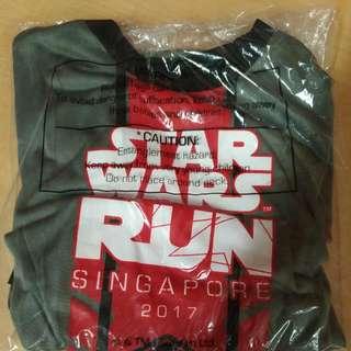 WTT/WTB Star Wars Run Dark Side Shirt 3XS